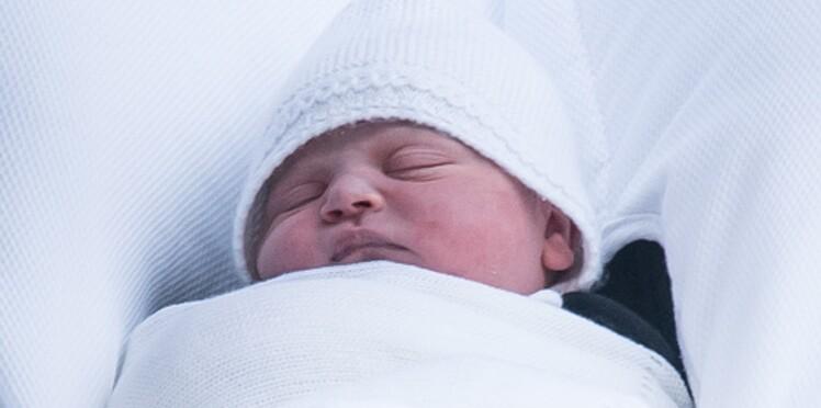 Photos – Le cliché qui montre la ressemblance frappante entre le prince George et son frère Louis
