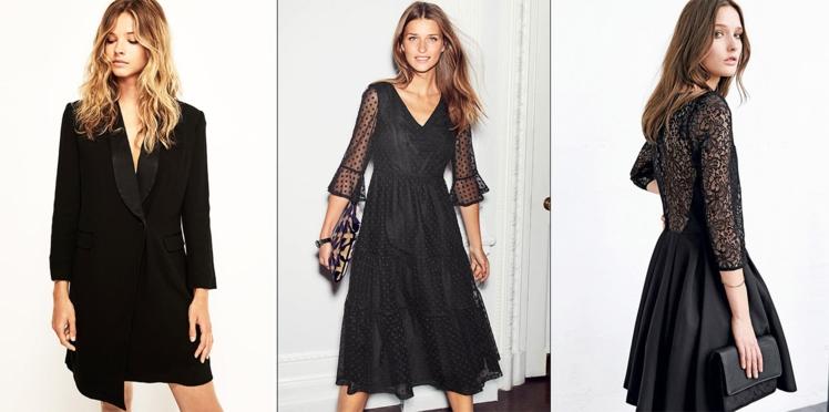 Robe noire : top des modèles les plus canons pour tous les styles et tous les budgets !