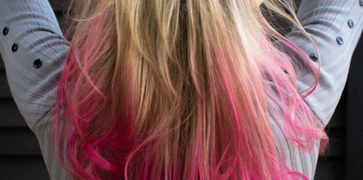 Cheveux : l'astuce pour changer de look en 5 minutes pour les fêtes