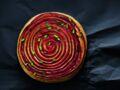 La galette des rois spirale pistache framboise de Christophe Felder