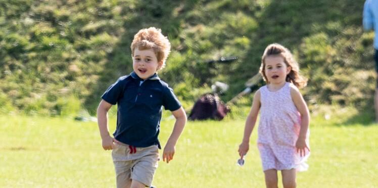 Le prince George et la princesse Charlotte partagent une même passion, découvrez laquelle