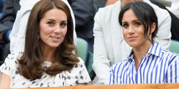 Kate Middleton et Meghan Markle partagent le même secret anti-âge