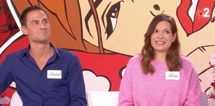 Les Z'amours : une candidate annonce sa grossesse à sa famille en pleine émission