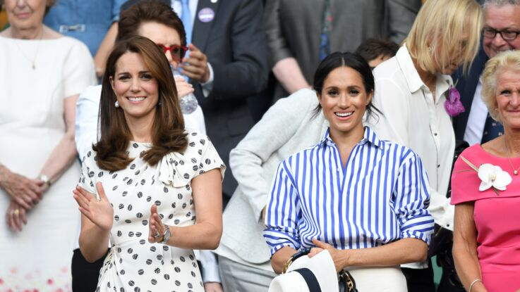 Qui est la plus élégante entre Kate Middleton et Meghan Markle ? Le prestigieux Vogue a tranché