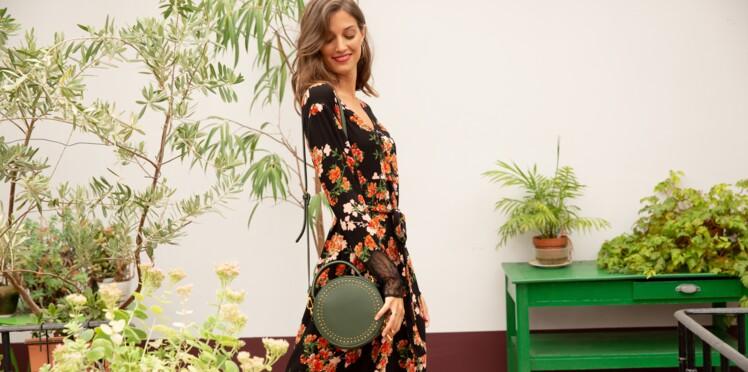Robes à fleurs : top des modèles pour un hiver bohème chic