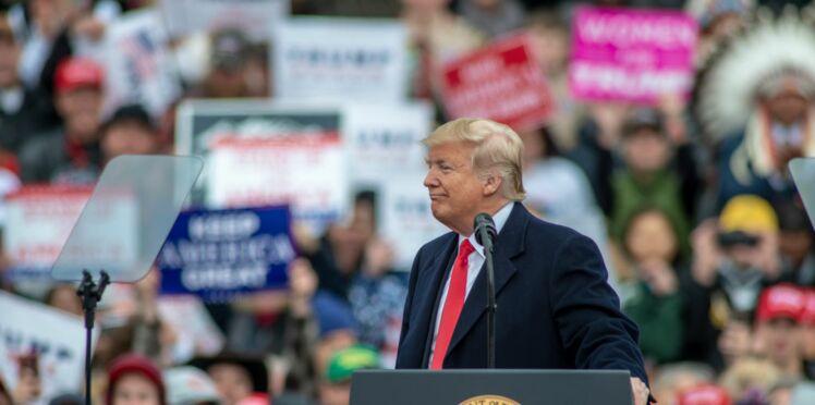 Donald Trump publie une vidéo de lui, déguisé en fermier, pour promouvoir sa réforme agricole