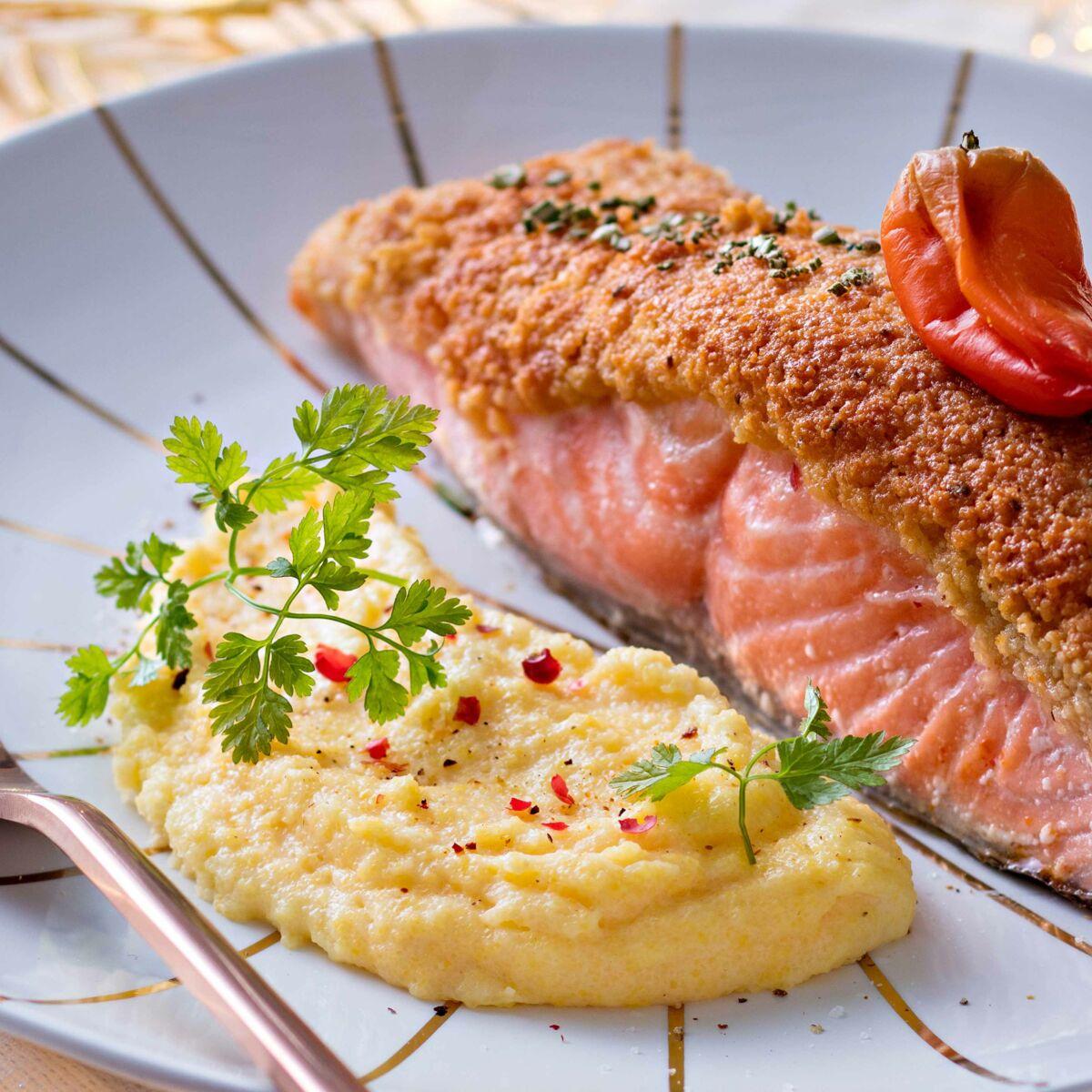 Repas de fête  plus de 12 recettes au saumon  Femme Actuelle Le MAG