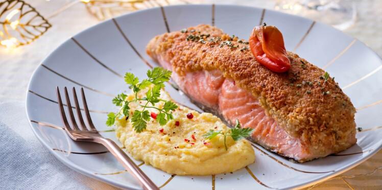 Repas de fête : plus de 100 recettes au saumon