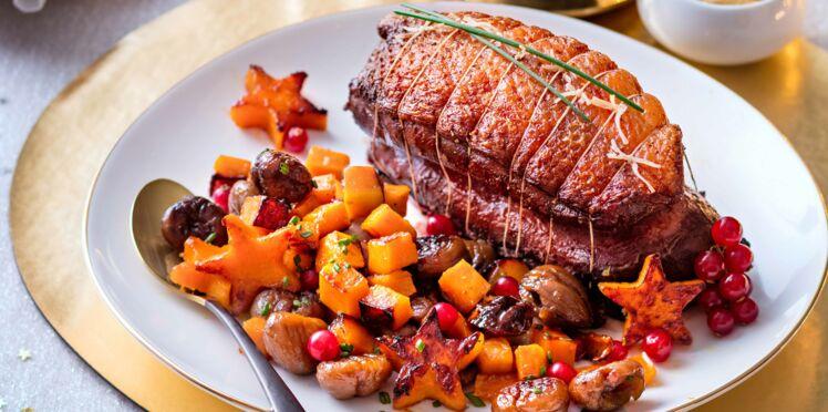 Magret, aiguillettes, confit… Nos recettes de fêtes pour cuisiner le canard dans un menu de Noël !