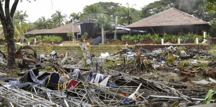 Vidéo - Tsunami en Indonésie : qui est le groupe pop Seventeen, emporté par la vague en plein concert?