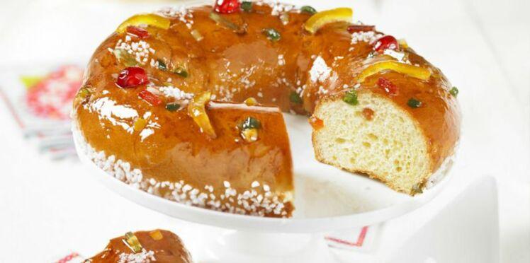 Recettes épiphanie : brioche ou gâteau des rois, l'alternative à la traditionnelle galette