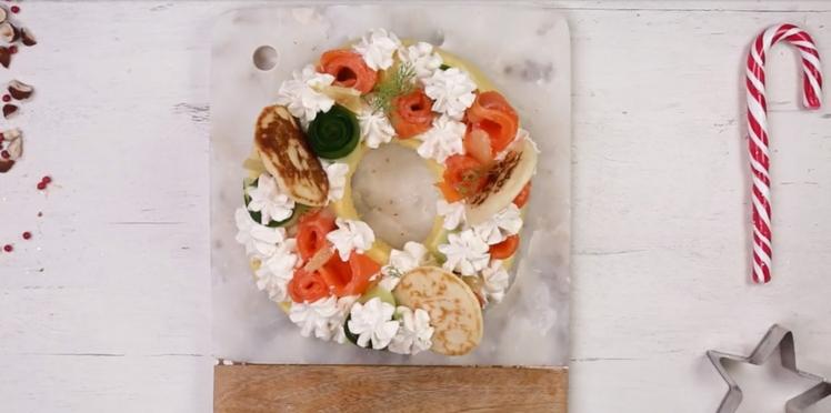 Number cake pour l'apéritif du Nouvel An : la recette en vidéo