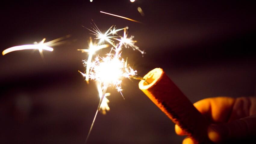 Nouvel an : les dangers liés aux pétards et aux feux d'artifice