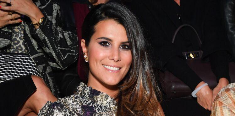 Karine Ferri, toujours aussi sexy, enflamme la toile pour Noël dans une mini-robe à paillette