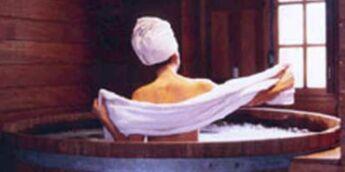 Délicieuse escale dans un spa
