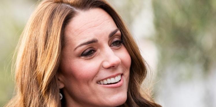 Cheveux : l'accessoire étonnant de Kate Middleton pour Noël