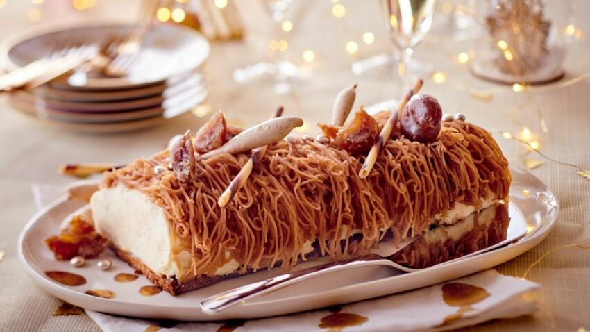 Dessert du Nouvel An : nos recettes sucrées pour le réveillon