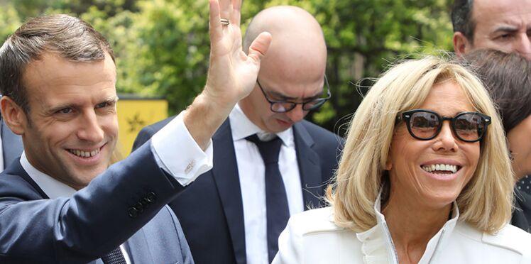 Emmanuel et Brigitte Macron hébergés par une réalisatrice à Saint-Tropez ? La mise au point de l'Elysée