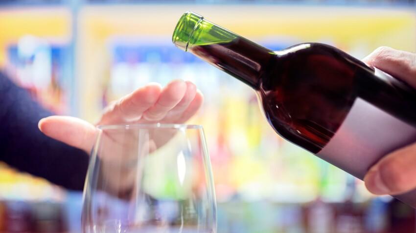 Dry January : ne pas boire d'alcool en janvier a des effets bénéfiques jusqu'au mois d'août