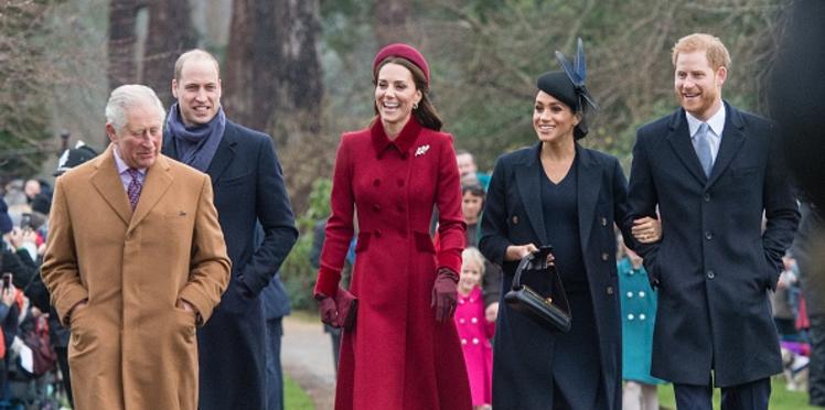 La famille royale dévoile une adorable vidéo des meilleurs moments de leur année 2018