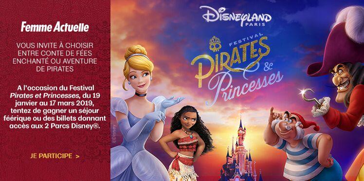 Gagnez un séjour féérique à Disneyland®Paris