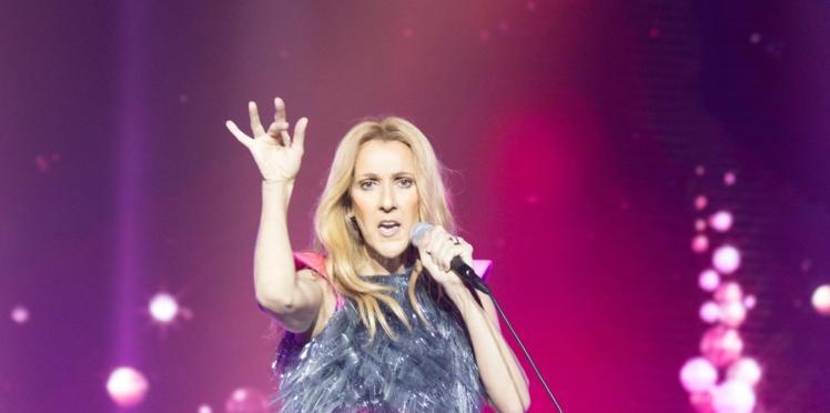 Vidéo - Céline Dion déchaînée au milieu du public lors du concert de Lady Gaga