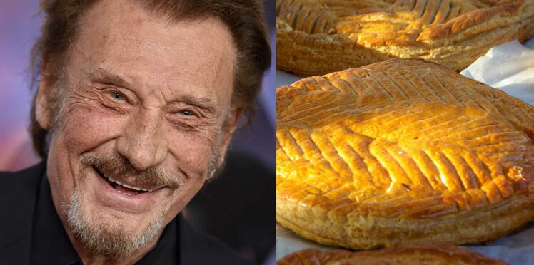 Un couple de boulangers normands propose une galette des rois spéciale Johnny Hallyday