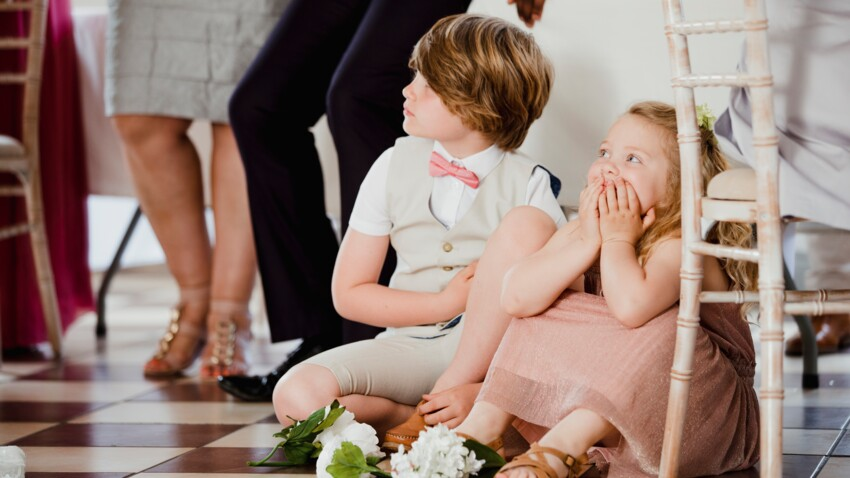 Elle chasse de son mariage des invités qui ont osé venir avec leurs enfants