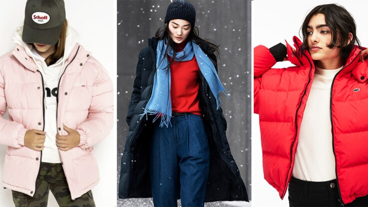 Doudoune : 25 modèles tendance pour un hiver chaud et stylé