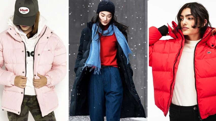 Doudoune : 25 modèles tendance pour un hiver chaud et stylé (et nos conseils pour bien la choisir)