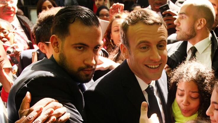 Emmanuel Macron reconnaît avoir échangé avec Alexandre Benalla… puis le tacle