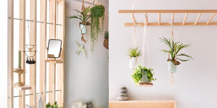 DIY déco : un jardin suspendu à faire soi-même