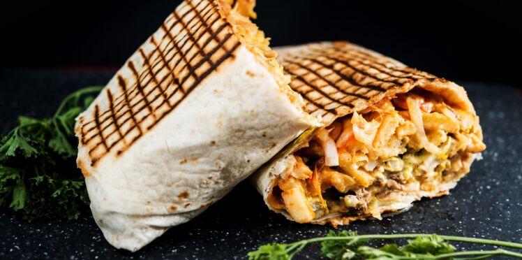 Tacos : ces sandwichs hypercaloriques sont-il pires que des burgers ?