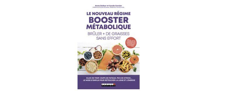 le livre de recettes de régime de métabolisme rapide