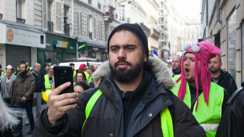 Qui est Eric Drouet, un des leaders des Gilets Jaunes, placé en garde à vue ?