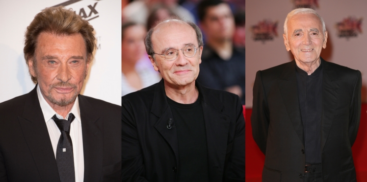 "Johnny Hallyday et Charles Aznavour : Philippe Geluck condamne l'hommage national à deux ""grands fraudeurs fiscaux"""