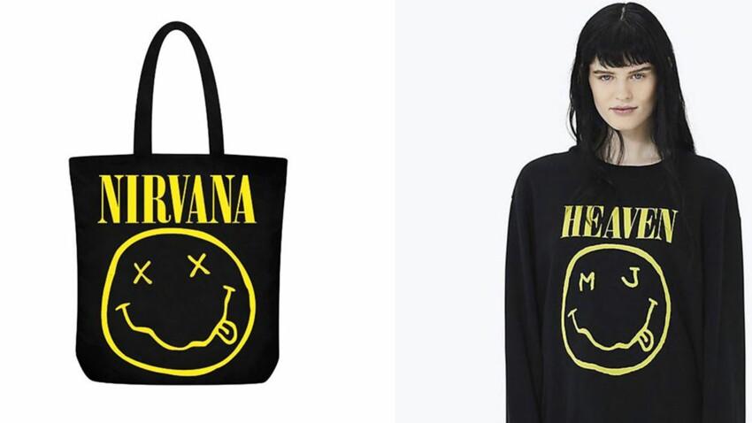 Nirvana poursuit Marc Jacobs pour violation du droit d'auteur