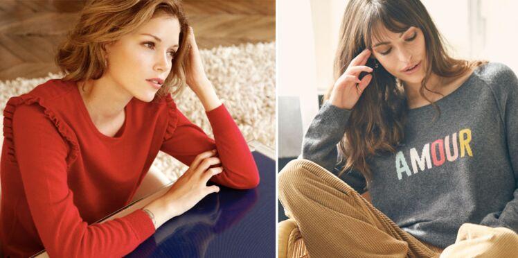 Pull en cachemire : des modèles fun et ultra-modernes qui changent un peu, ça vous dit ?