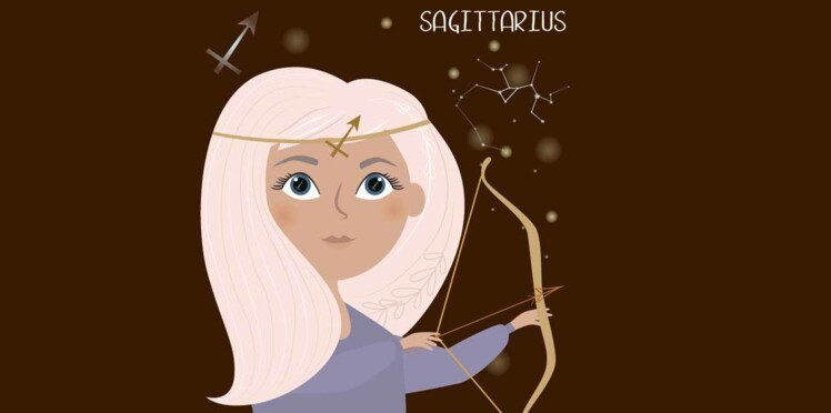9be2fdda79a5 Horoscope amour du Sagittaire en 2019 par Marc Angel   Femme ...