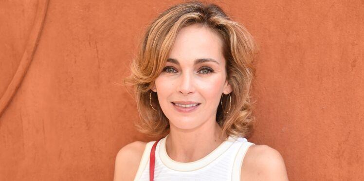 """Claire Keim """"éreintée"""" : elle a du mal à jongler entre son métier d'actrice et son rôle de maman"""
