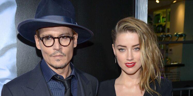 """Le """"monstre"""" Johnny Depp : son ex-femme Amber Heard livre un portrait effrayant de l'acteur"""
