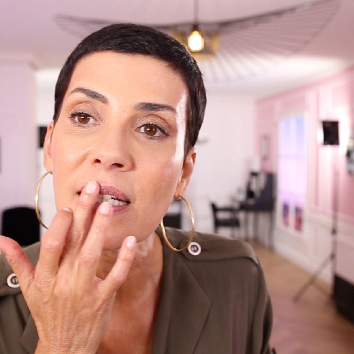 Video Le Make Up Express De Cristina Cordula Femme Actuelle Le Mag