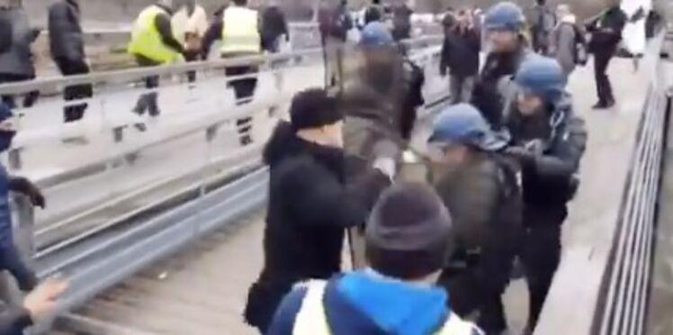 Gilets jaunes : qui est Christopher Dettinger, le boxeur de gendarmes placé en garde à vue ?