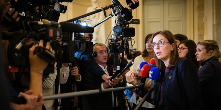 """Aurore Berger : la député LREM menacée d'être brûlée """"au fer"""" et """"décapitée"""""""