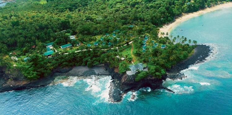 São Tomé : les endroits à visiter sur l'île Chocolat