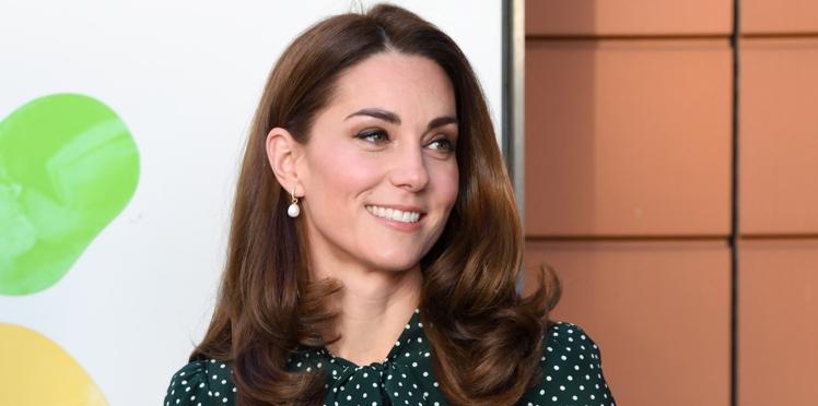 Kate Middleton : aurait-elle fait comme sa belle-sœur Meghan Markle, une entorse au protocole ?