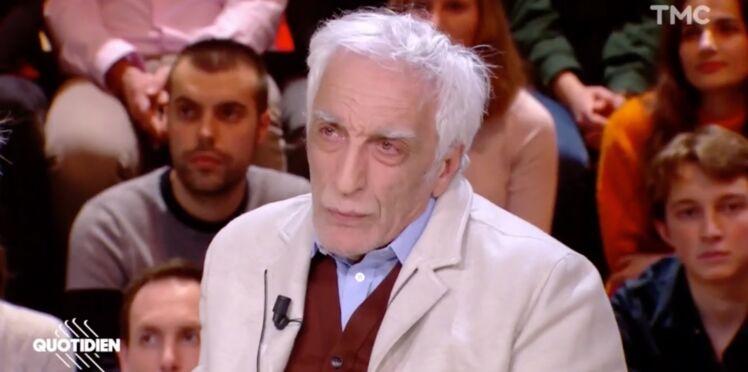 Gérard Darmon : quelle est cette photo qui l'a ému aux larmes chez Quotidien ?