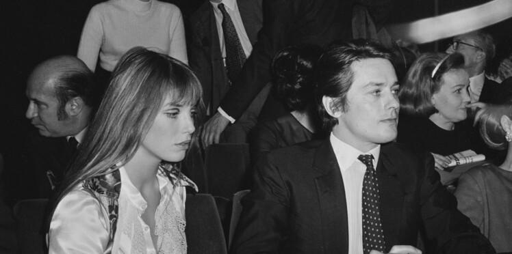 Serge Gainsbourg jaloux d'Alain Delon et de Jane Birkin ?