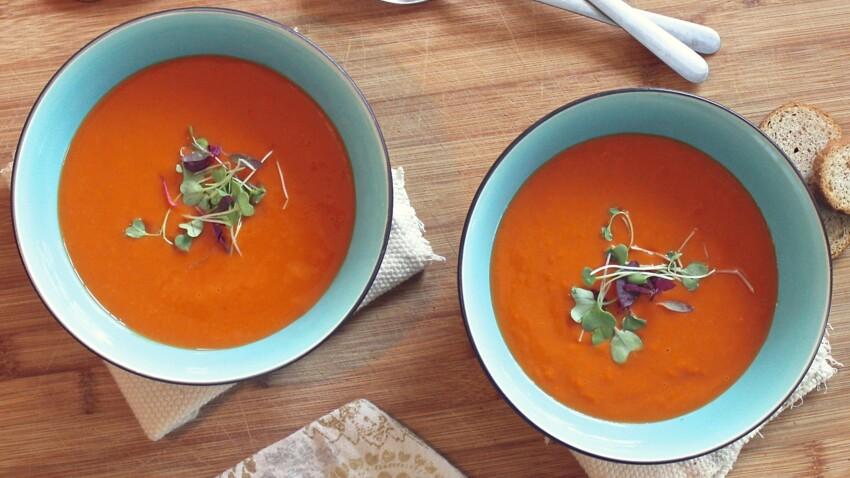 Comment épaissir une soupe trop liquide ?