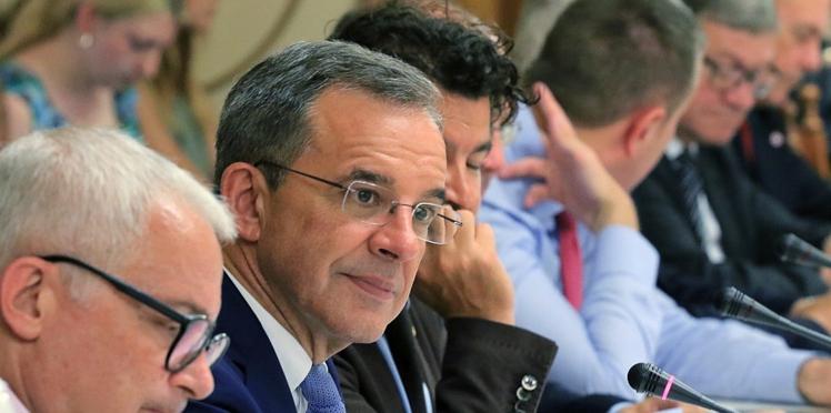Thierry Mariani, ancien ministre de Nicolas Sarkozy, rejoint le parti de Marine Le Pen